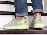 Кросівки чоловічі Adidas x Yeezy Boost ВЕСНА, фото 2