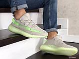 Кросівки чоловічі Adidas x Yeezy Boost ВЕСНА, фото 3