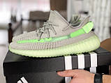 Кросівки чоловічі Adidas x Yeezy Boost ВЕСНА, фото 4