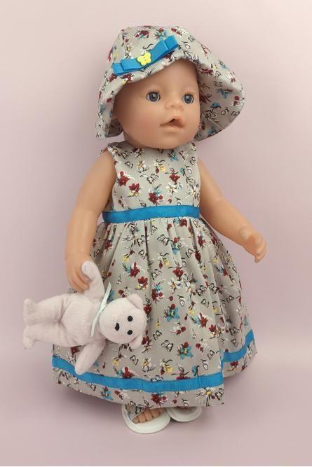 Комплект Марго для куклы Baby Born