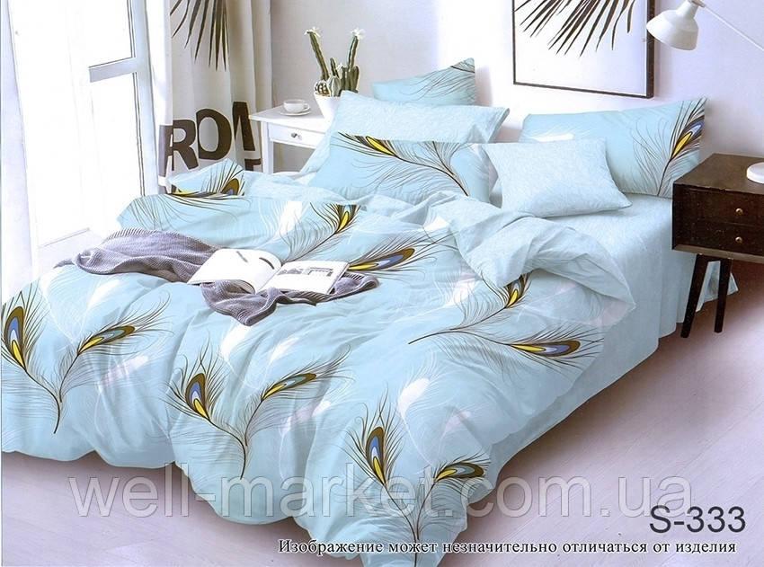 ТМ TAG Комплект постельного белья с компаньоном S333