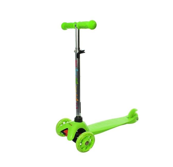 Самокат BB 3-013-4 (Зелёный)