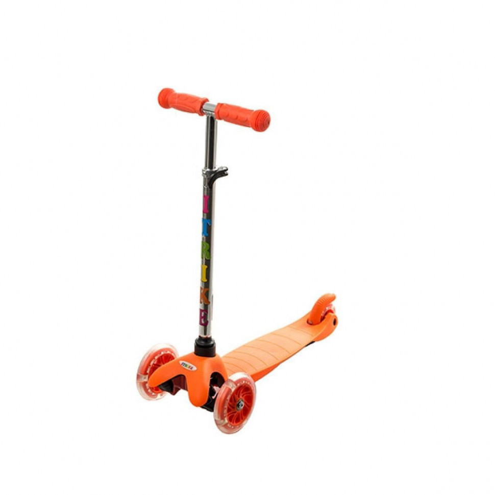 Самокат BB 3-013-4 (Оранжевый)