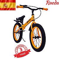 Испански детский Беговел-Велобег Racer BA16-04 от 5 лет