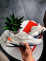 Кроссовки женские  Nike M2K Tekno Phantom Orange, фото 1