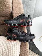 Кроссовки мужские Under Armour Scorpio Running shoes  black/orange