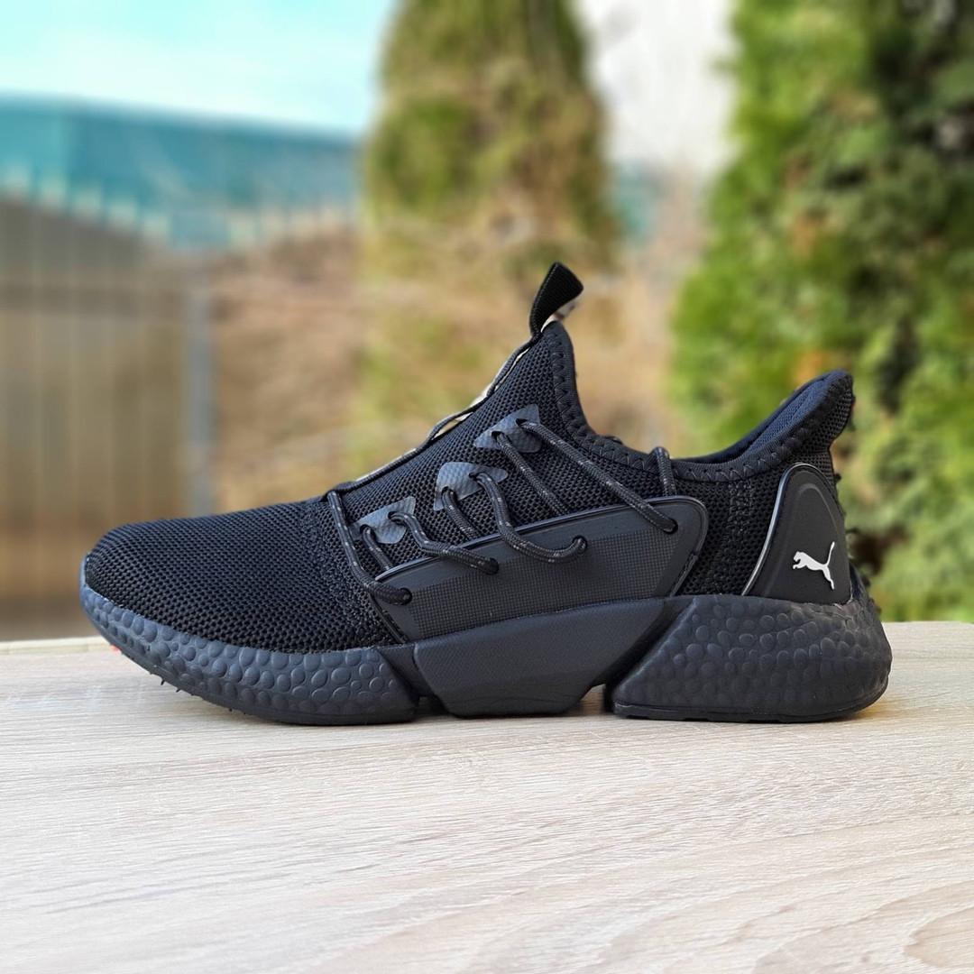 Кроссовки мужские Puma Hybrid Rocket чёрные