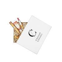 Подарочный набор декоративной  органической  косметики № 1 Couleur Caramel , 3 ед.