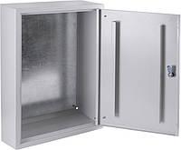 Корпус металевий e.mbox.pro.p.60.40.20 z IP31 з монтажною панеллю (600х400х200), фото 1