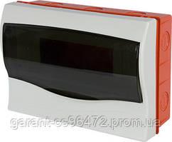 Корпус пластиковий 12-модульний e.plbox.stand.w.12m, що вбудовується