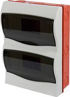 Корпус пластиковий 16-модульний e.plbox.stand.w.16m, що вбудовується