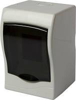 Корпус пластиковий 2-модульний e.plbox.stand.n.02m, навісний