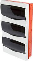 Корпус пластиковий 36-модульний e.plbox.stand.w.36m, що вбудовується