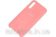 Чохол для Samsung Galaxy A50 (рожевий)