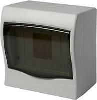 Корпус пластиковий 4-модульний e.plbox.stand.n.04m, навісний