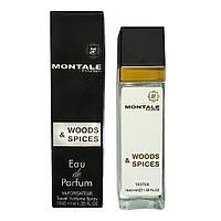 Парфюмированная вода Wood and Spices 40 мл Унисекс