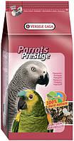 Корм для крупных попугаев Versele-Laga Prestige Parrots, зерновая смесь, 15 кг 218204