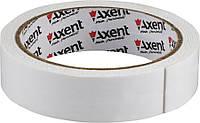 Лента клейкая Axent двухсторонняя скотч 24ммХ2м вспененная 3112-А