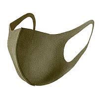 Блокатор вирусов Pitta Mask Sweet антибактериальная маска (1шт) Green