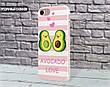 Силиконовый чехол для Samsung G935 Galaxy S7 Edge Авокадо (Avo-love) (28048-3443), фото 4