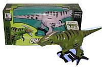 """Игрушка """"Динозавр"""", 2 цвета, свет, звук, D103"""
