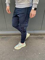 Мужские штаны Карго с манжетом, три цвета