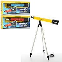Телескоп Limo Toy, штатив, увеличение в 60 раз, 3 цвета, 6609A