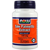 Saw Palmetto Extract (60 softgels)