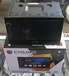 Автомагнитола Cyclone MP-7046A (2 DIN, Android), фото 3