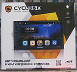 Автомагнитола Cyclone MP-7046A (2 DIN, Android), фото 6