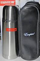 Термос туристический с чехлом 350 мл Empire EM-1374, фото 2