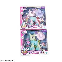 Пони, 2 вида, с аксессуарами, звук, свет, 88496