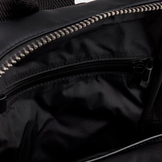 Нейлоновий чоловічий рюкзак на одне плече Giorgio Armani