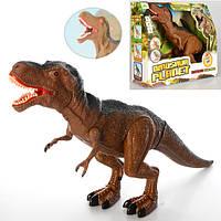 """Игрушка """"Динозавр"""", звук, свет, ходит, двигает головой, RS6127"""