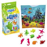 """Тактильный набор """"Aqua Go-пдикі тварини"""", 30256"""