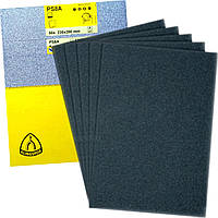 Шлифовальный лист водостойкий PS 8A,Р240,230х280мм на бумажной основе//Klingspor