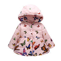 Куртка для девочки от 2 до 6 лет