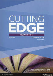 Cutting Edge Third Edition Starter Students' Book with DVD-ROM