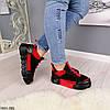 Черно красные кроссовки, фото 2