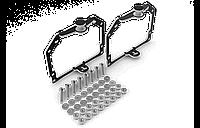 Переходные рамки Passat B6 (AFS) адаптивная - линзы Hella NEW / Hella 3R / Koito / Bi-LED