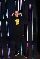 Мужской спортивный костюм, чоловічий костюм Supreme (худи+штаны)
