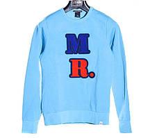 Реглан мужской Scotch & Soda цвет голубой размер M арт 10150616-FWMM-D40