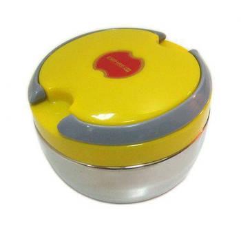Термо судочек для еды 0,7л Empire 1577 Yellow