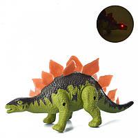 Динозавр HONG, световые и звуковые эффекты, зелёный, F133