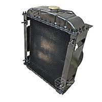 Радиатор водяной ЮМЗ медный