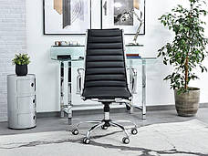 Кресло Офисное BERLIN CZARNY , фото 3