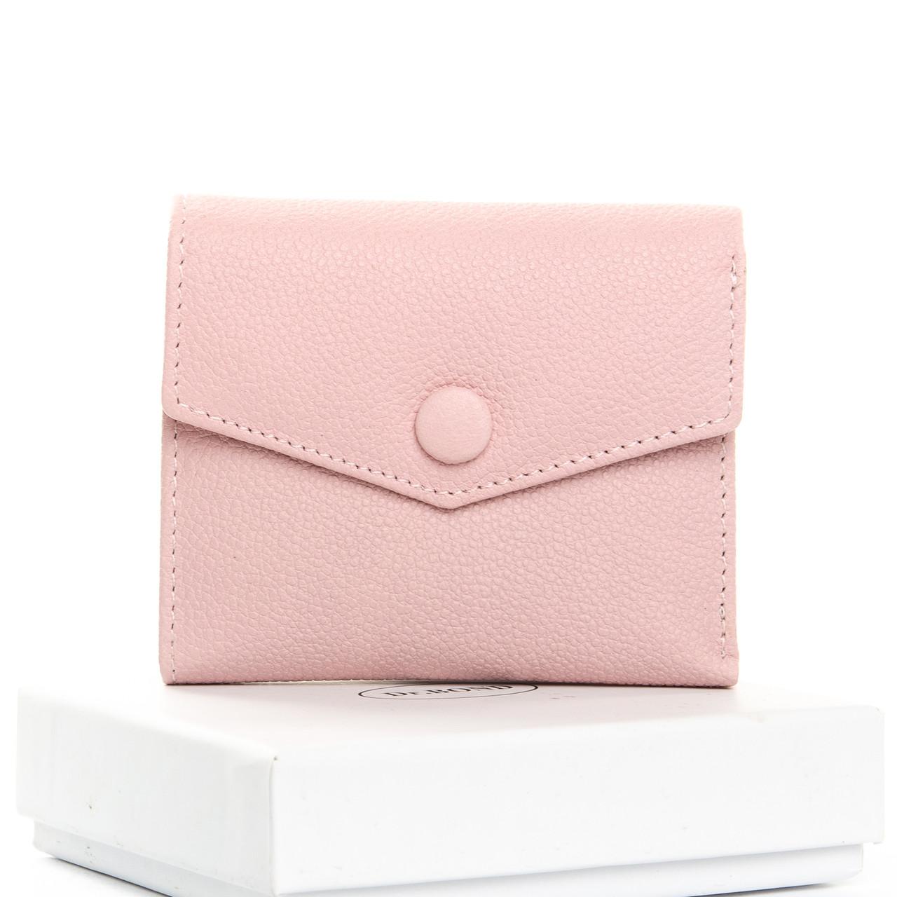 Кошелек Classic кожа DR. BOND WS-20 pink