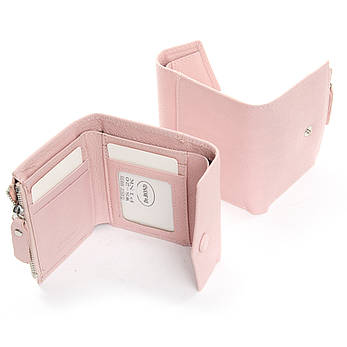 Кошелек Classic кожа DR. BOND WS-20 pink, фото 2