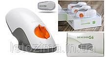 Стартовый набор Dexcom G6 (трансмиттер и 2 сенсора)