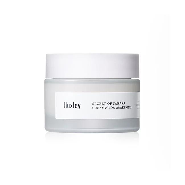 Осветляющий крем с экстрактом опунции Huxley Glow Awakening cream Secret of Sahara 50ml